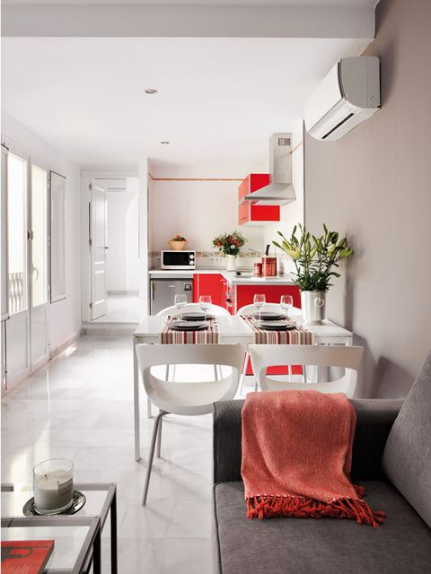 Room, Interior design, Floor, Furniture, Table, Wall, Flooring, Interior design, Ceiling, Home,