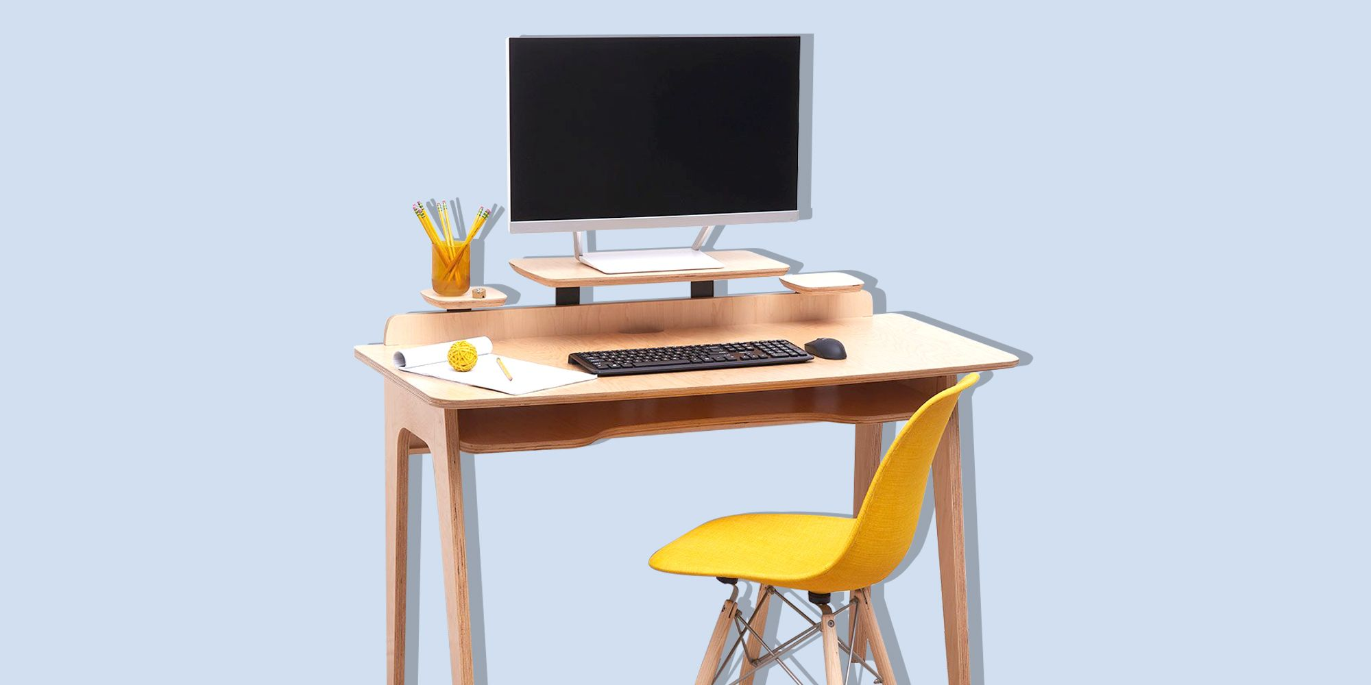 30 Stylish Home Office Essentials to Help You Spruce Up Your Work Area