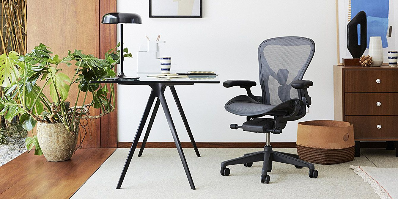 Our Mesh Comfort Series Ergonomic Task Chairs Have A Designer