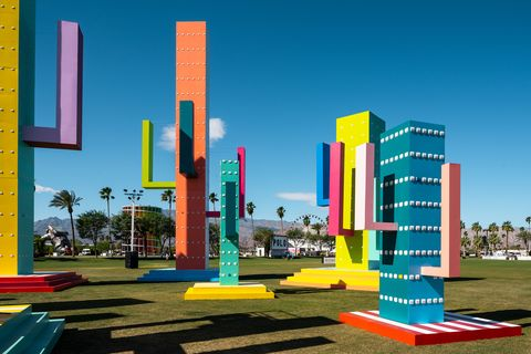 Blue, Green, Architecture, Games, Recreation, Building, Play, Plant, Tower block, Playground,