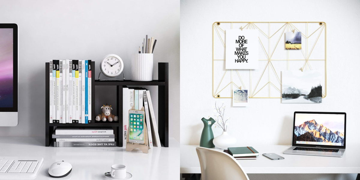 Amazing 10 Office Organization Ideas To Make You So Much More Productive