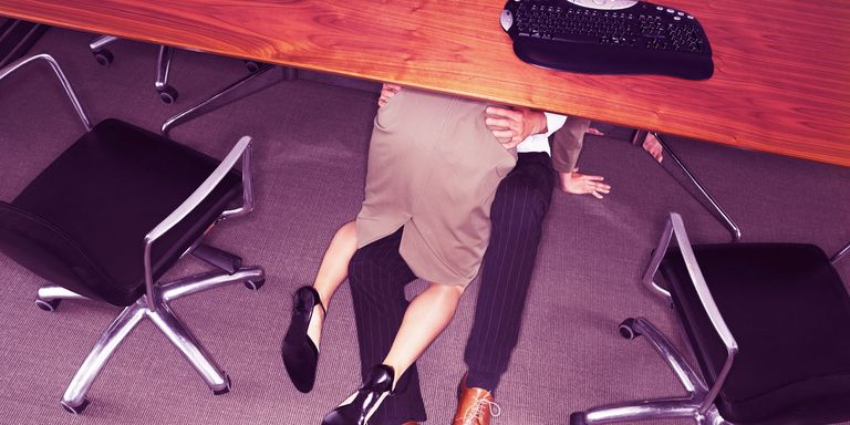 11 wild workplace sex confessions