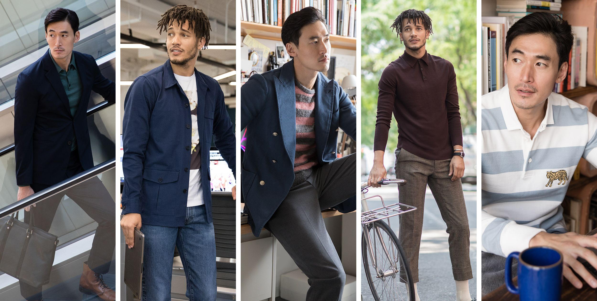 Mens Fashion 2018 - Latest Mens Fashion Trends