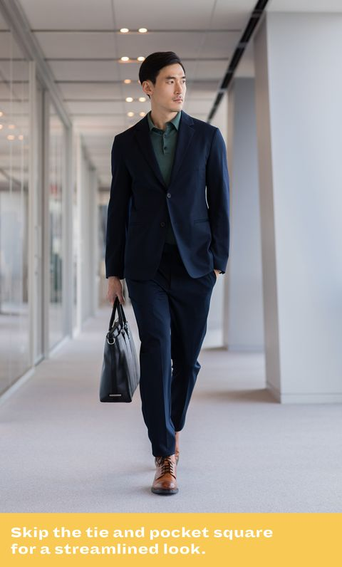 6a1f3af797f28 Business Attire for Men New Rules - 6 Best Work Outfits for Men 2019