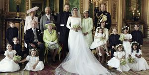 Prince Harry and Meghan Markle's Official Royal Wedding Photos