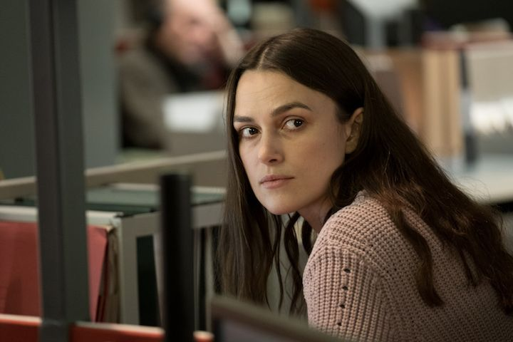 Why you should watch... Keira Knightley speak truth to power in Official Secrets