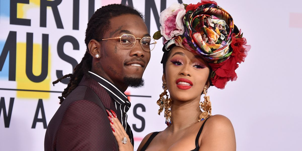 "Is Cardi B S Offset Name Tattoo Real The Ink Is A Giant: Cardi B Is ""Torn"" About Getting Back Together With Offset"