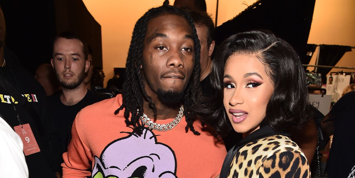 Cardi B S New Back Tattoo Might Be Her Biggest One Yet: Are Cardi B And Offset Back Together?