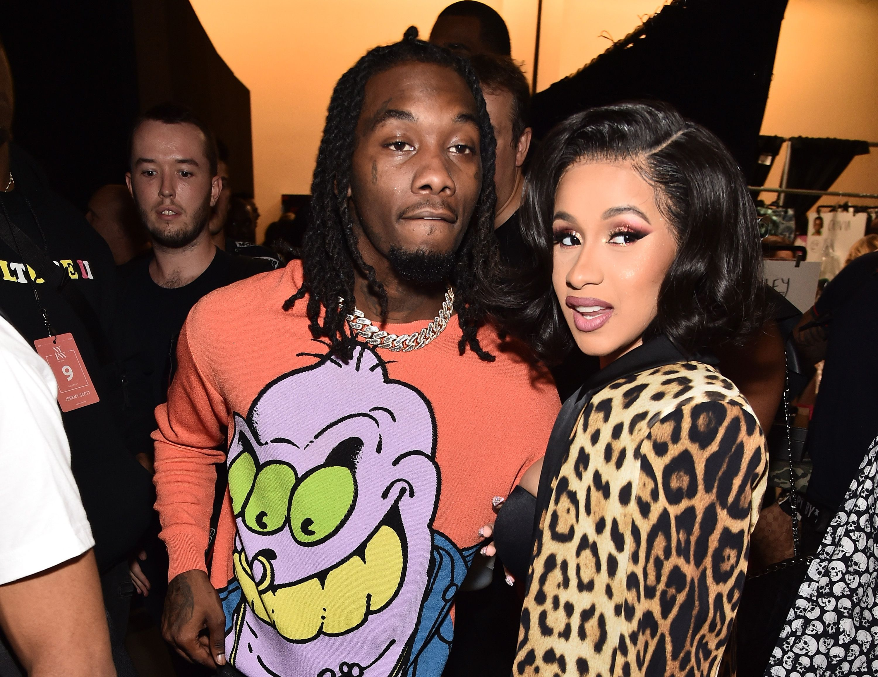 Offset Reportedly Cheated on Cardi B Their Whole Marriage