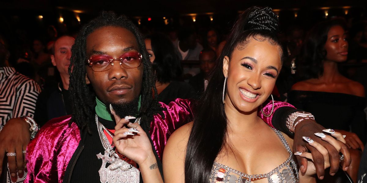 Migos Offset Husband Of Cardi B Arrested On Felony Gun: Cardi B Is Engaged To Offset From Migos