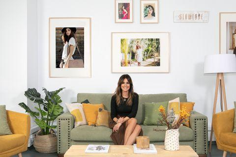 La oficina de Slowlove, la marca de Sara Carbonero e Isabel Jiménez