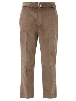 Prendas De Pana Para Hombre Como Llevar Pantalones Y Americanas