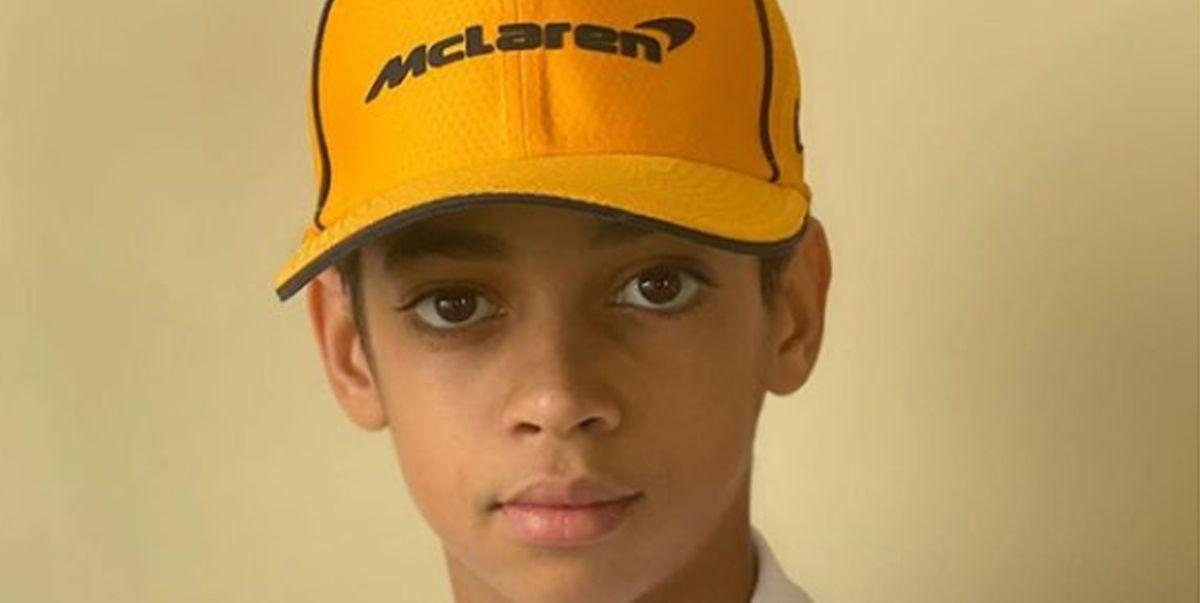 13-Year-Old Ugo Ugochukwu is America's Next Great F1 Hopeful