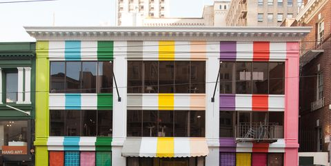 fbdefb1ba8715 The 7 Most-Instagrammable Spots At The Color Factory In San ...