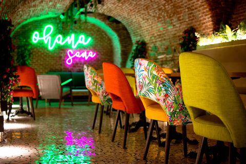 Restaurante Ohanasana, Madrid