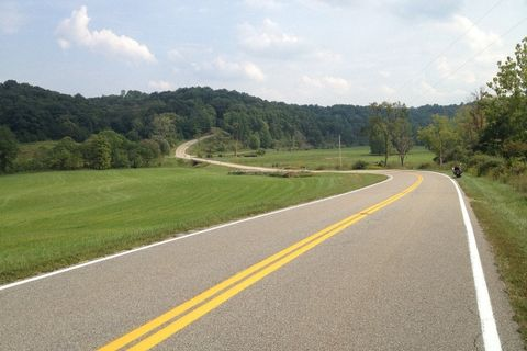 Ohio State Route 555 - The Triple Nickel - Ohio