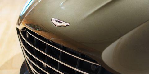 Land vehicle, Vehicle, Car, Grille, Automotive design, Automotive exterior, Aston martin vanquish, Aston martin rapide, Aston martin virage, Aston martin vantage,