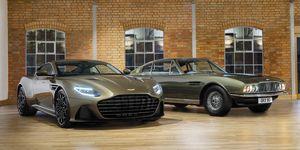 Aston Martin DBS Superleggera Bond Edition