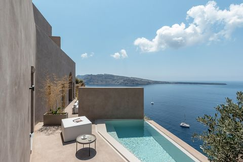 L'hotel a Santorini Oia