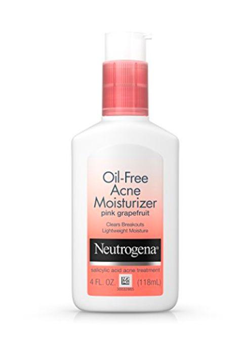oil free acne moisturizer