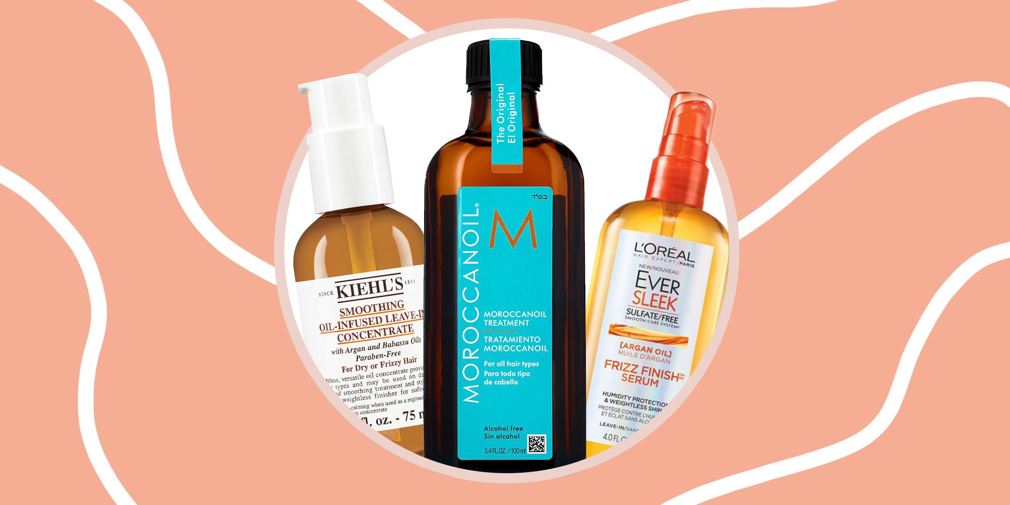 The 14 Best Hair Oils For Softer, Shinier Hair