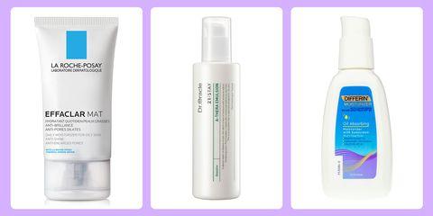 oil free moisturizers for acne prone skin