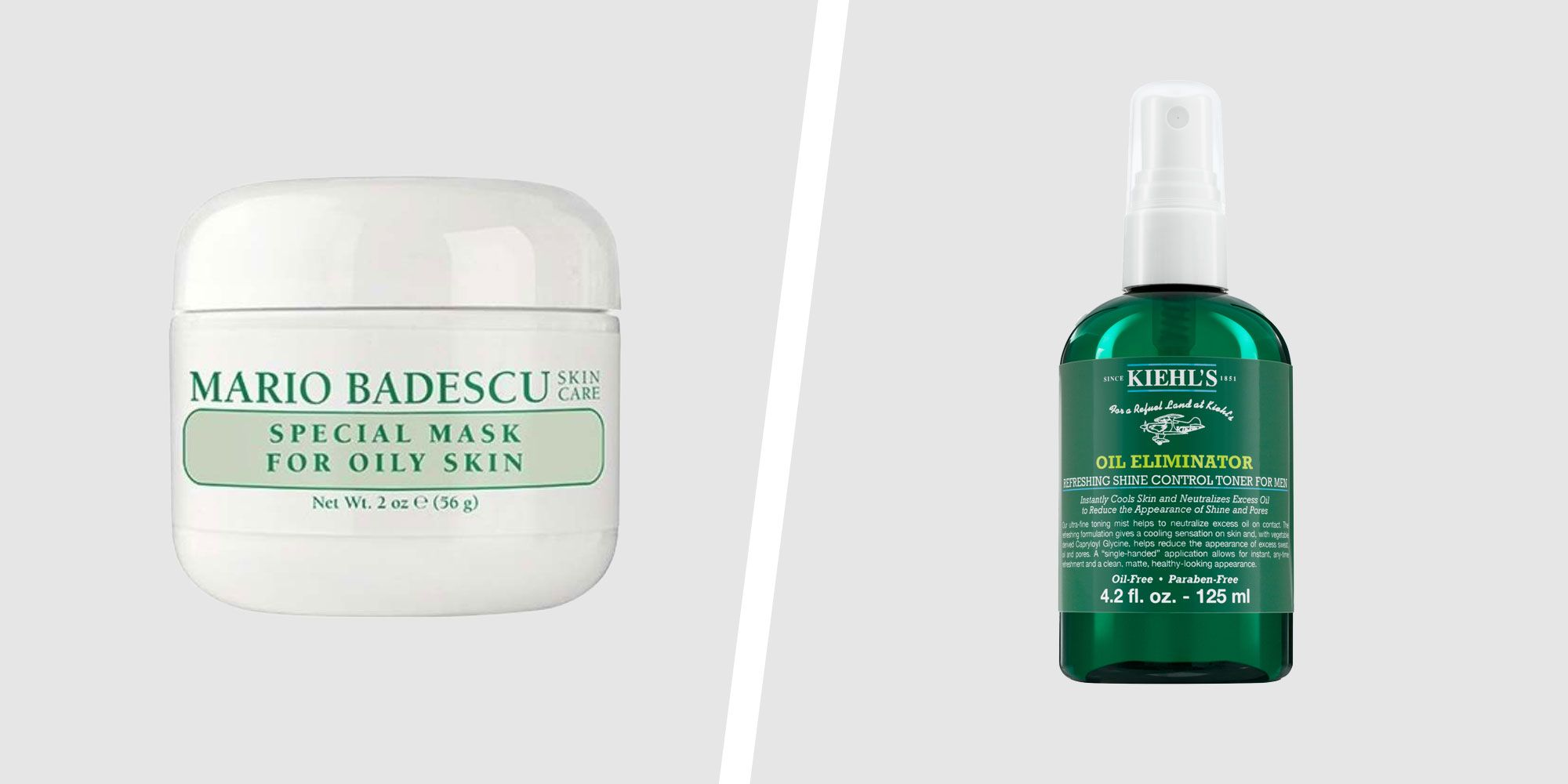 The 10 Best Products For Guys With Oily Skin