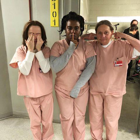Orange is the New Black, OITNB, Behind-the-Scenes, Season 7