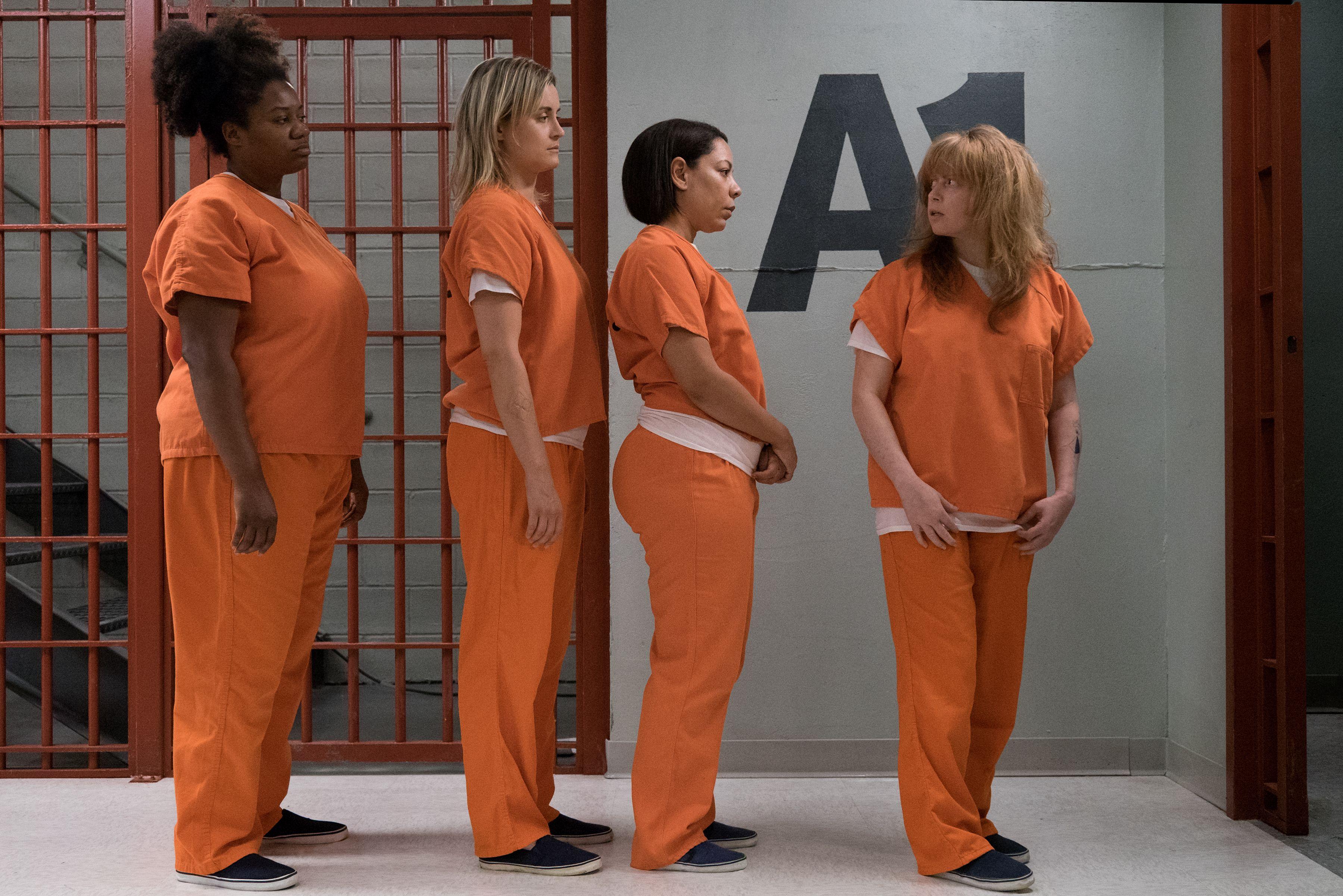 Story behind orange is the new black