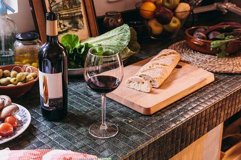 Food, Brunch, Meal, Dish, Stemware, Wine glass, Cuisine, Drink, Wine, Ingredient,