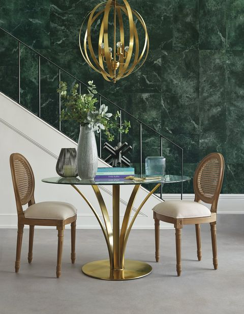 Furniture, Table, Chair, Room, Dining room, Lighting, Interior design, Kitchen & dining room table, Plant, Coffee table,