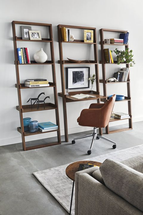 Shelf, Shelving, Furniture, Room, Interior design, Bookcase, Living room, Floor, Table, Home,