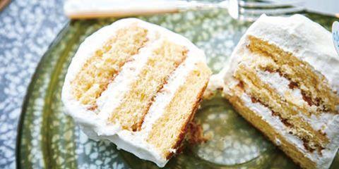 Dish, Food, Cuisine, Ingredient, Baked goods, Sponge cake, Dessert, Produce, Buttercream, Finger food,