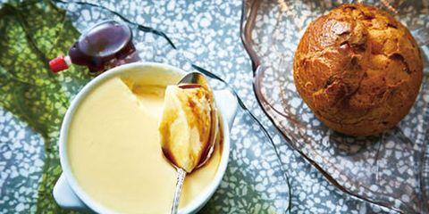 Dish, Food, Cuisine, Ingredient, Dessert, Produce, Dampfnudel,
