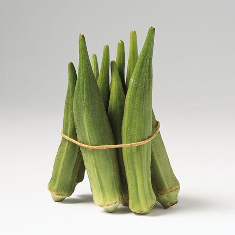 Vegetable, Plant, Food, Asparagus, Leaf, Okra, Produce, Leek, Plant stem,