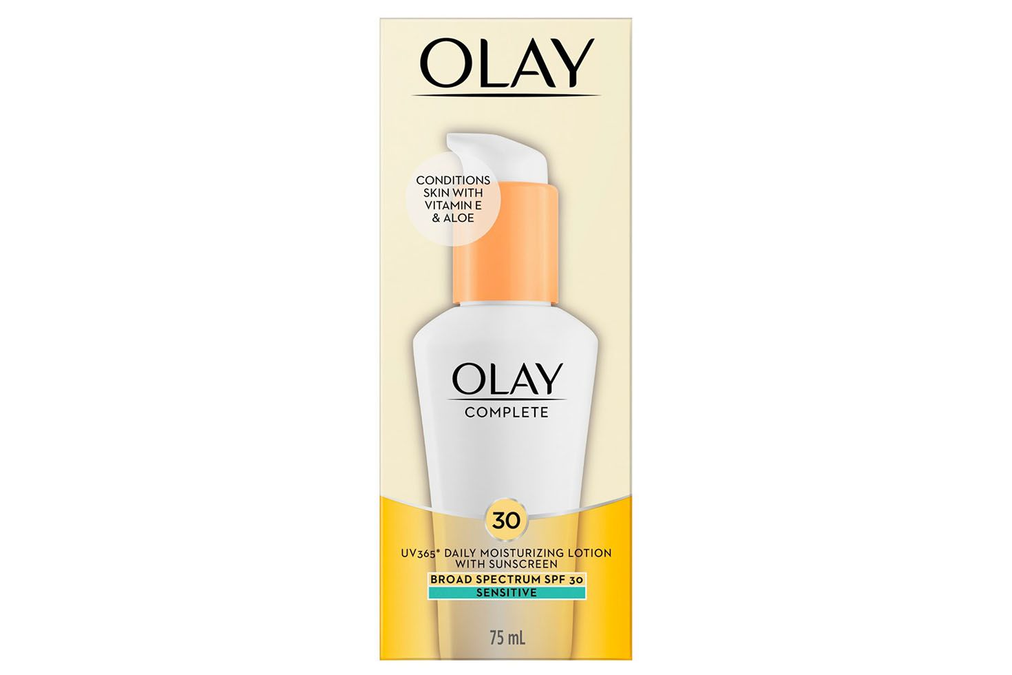Olay Complete Moisturizer with SPF 30