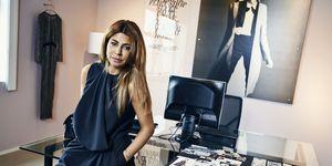 Interview Olcay Gulsen voor Vogue Nederland