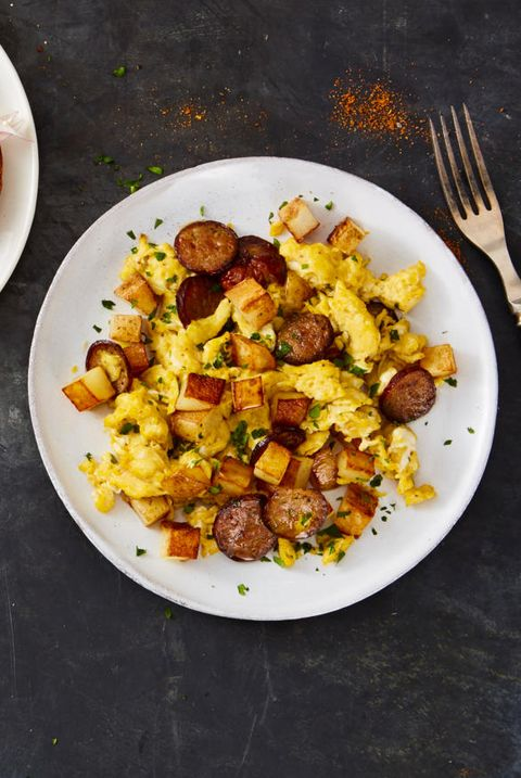 old bay scrambled eggs