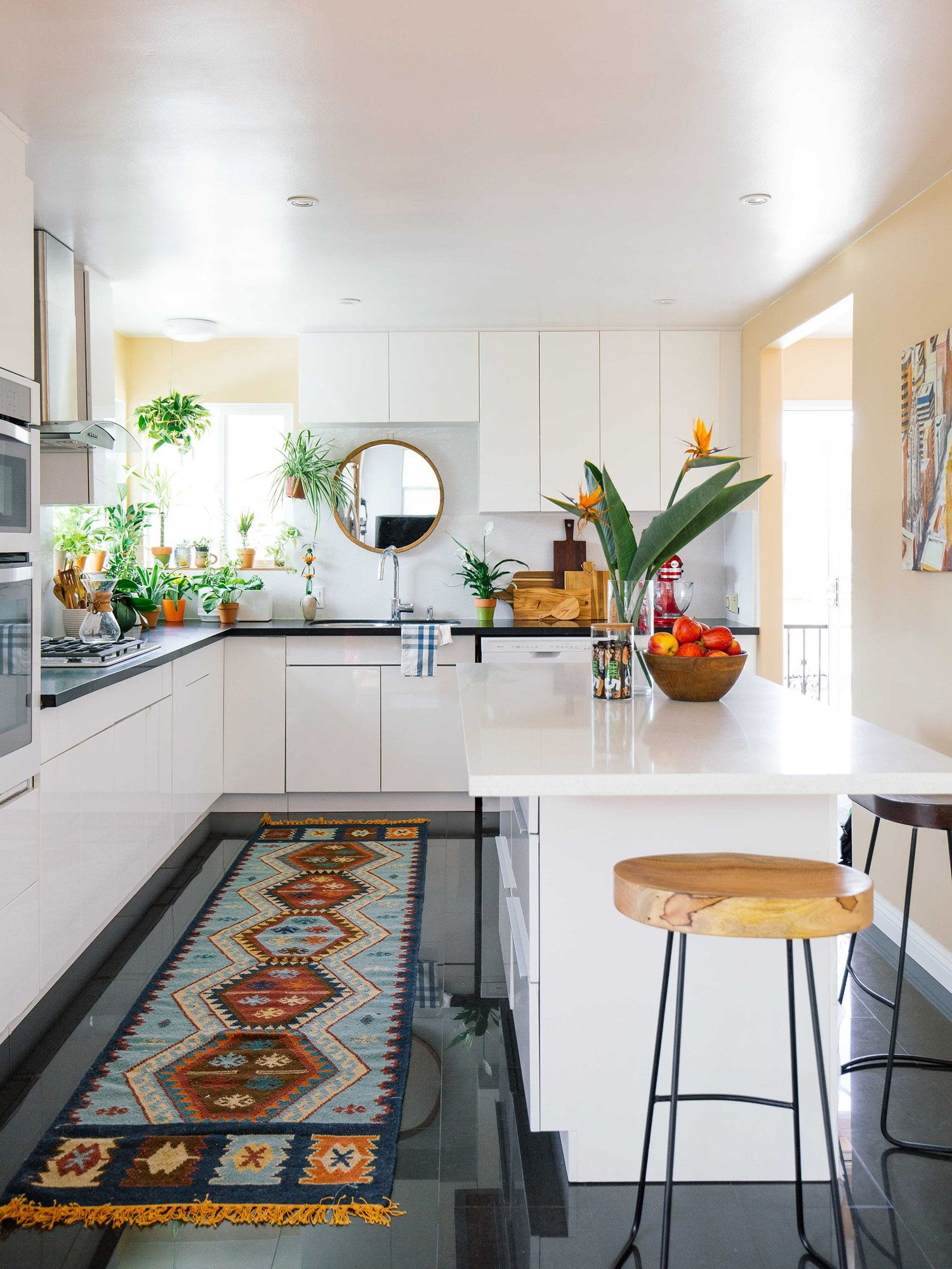 21 Kitchen Makeovers With Before And After Photos Best Kitchen Transformations Ever