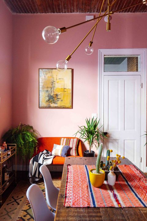 What Goes With Pink - Pink Color Combinations