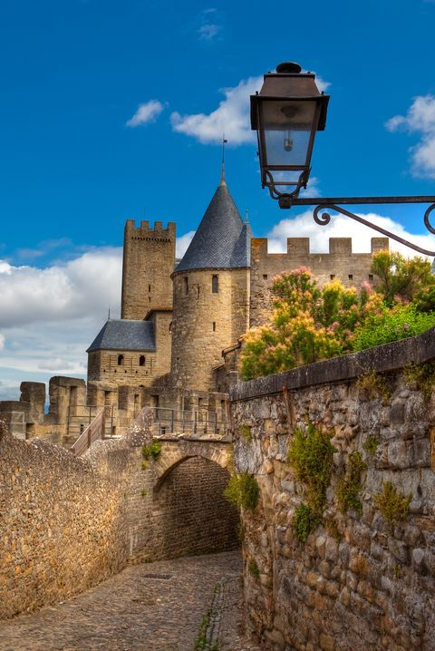 Places to visit in France - Carcassonne