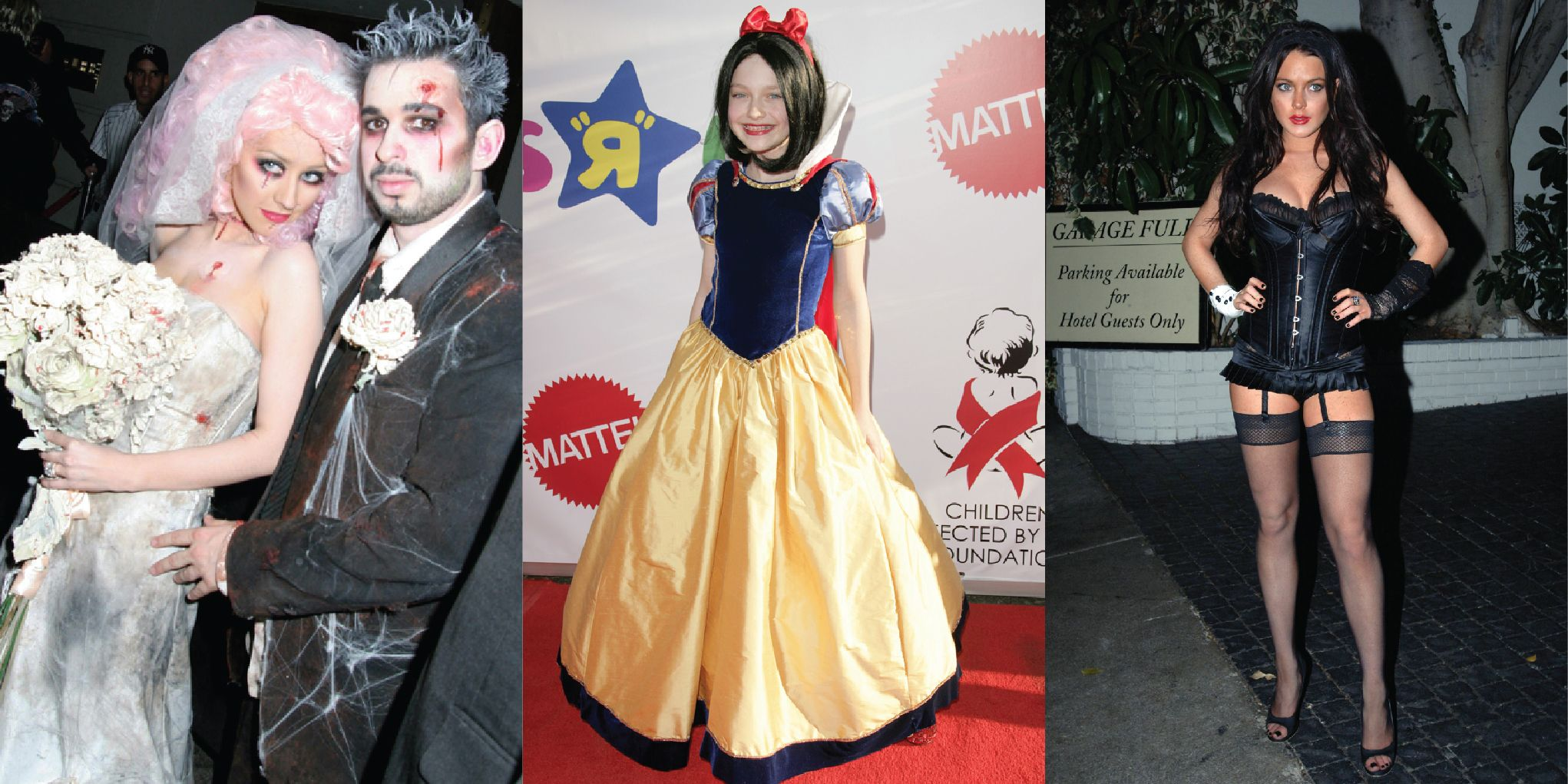 Best Throwback Celebrity Halloween Costumes From 2006 19 Fun