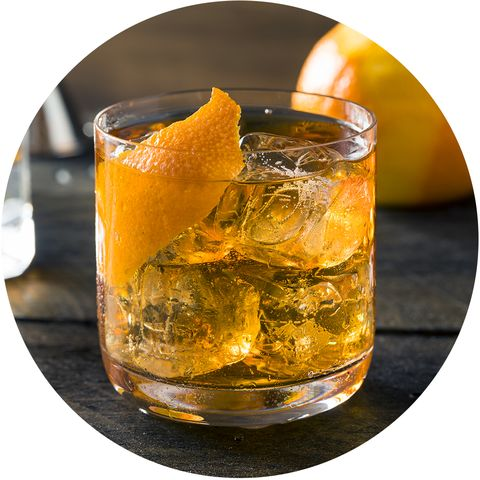 Drink, Old fashioned, Rusty nail, Godfather, Alcoholic beverage, Mizuwari, Old fashioned glass, Distilled beverage, Amaretto, Liqueur,
