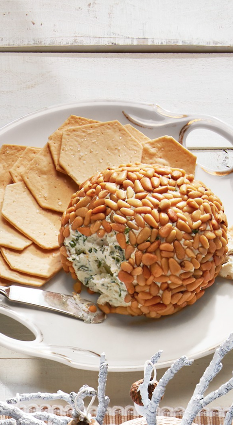 herbed cheese ball