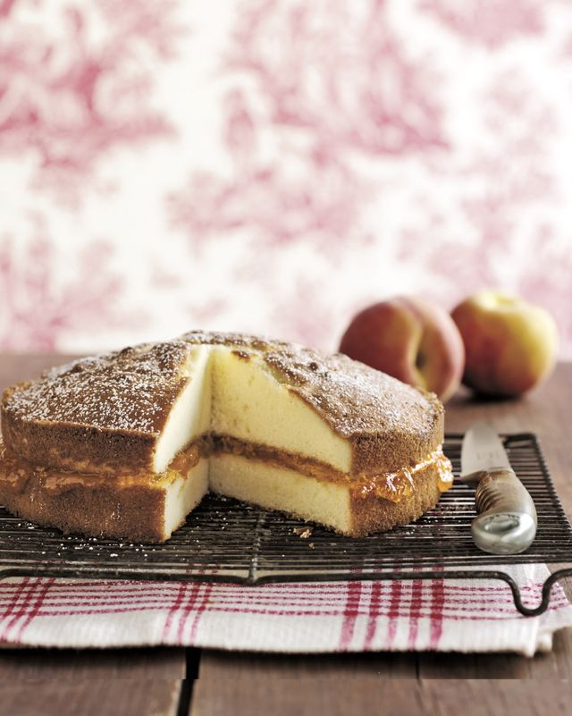oldfashioned jam cake