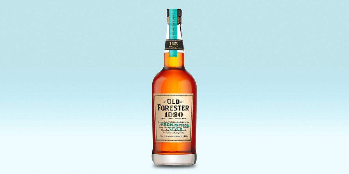 This Old Forester Bourbon Sounds Like a Marketing Gimmick and Tastes Like a Candy Bar