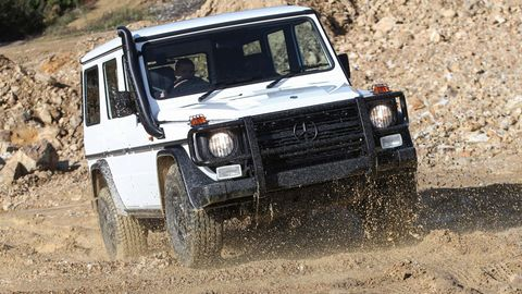 Mercedes Benz G Wagon For Sale >> You Can Still Buy An Old G Wagen Old Mercedes G Class