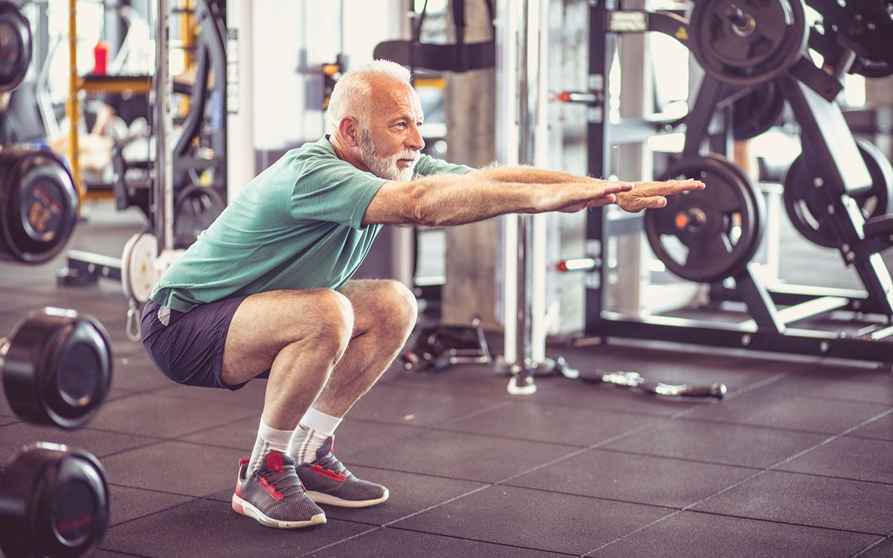 You Can Still Build New Muscle in Your 60s and 70s, Says Science