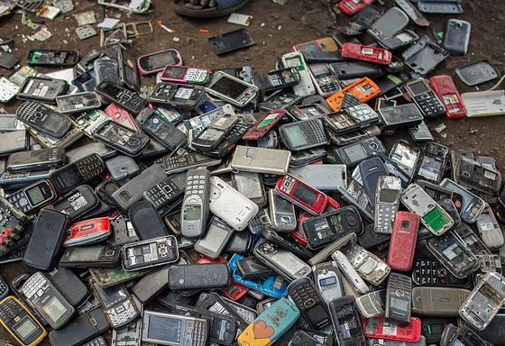 What To Do With Old Cell Phones Iphone Trade In