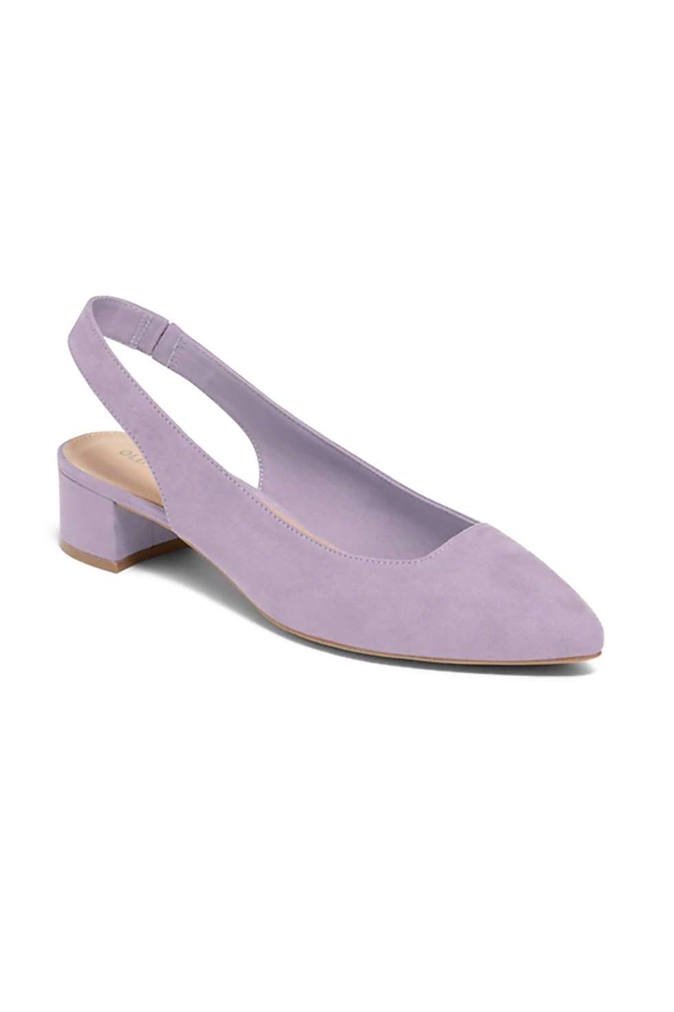 Pastel Perfection Old Navy, $28 SHOP IT The ideal heel for when you stay out morning to night–because you can because the weather is finally nice again.